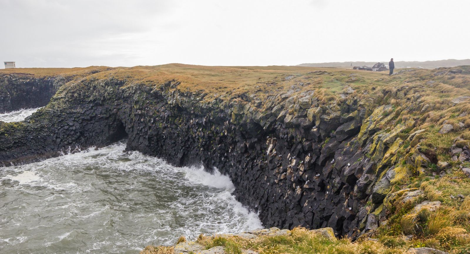 Basalto, basalto por todas partes