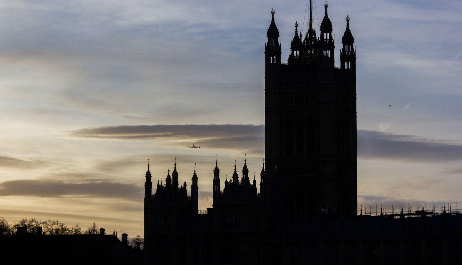Termina una nueva corta relación entre Londres y el sol