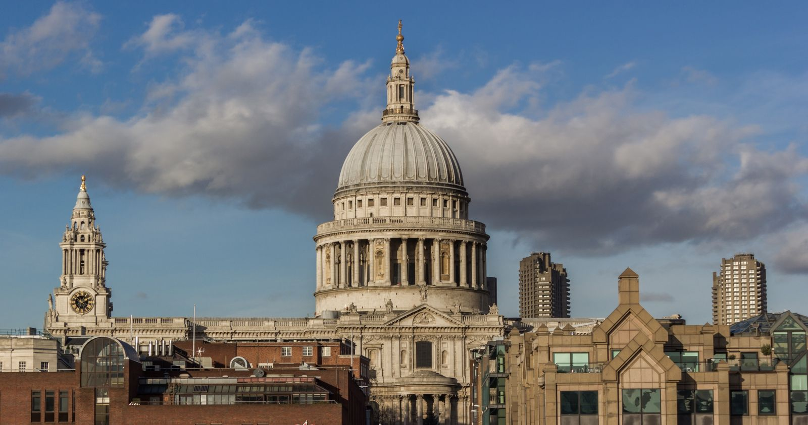 La cúpula de St. Paul's