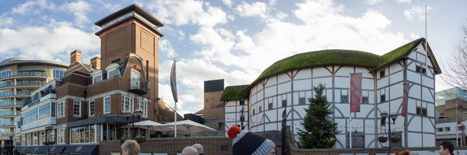 El Shakespeare's Globe