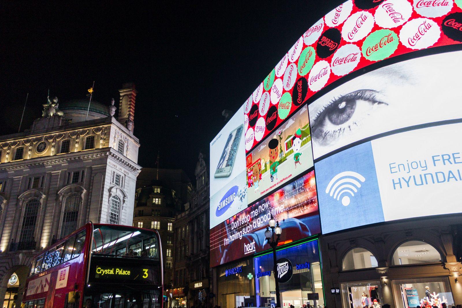 No es Times Square, pero tampoco me quejo