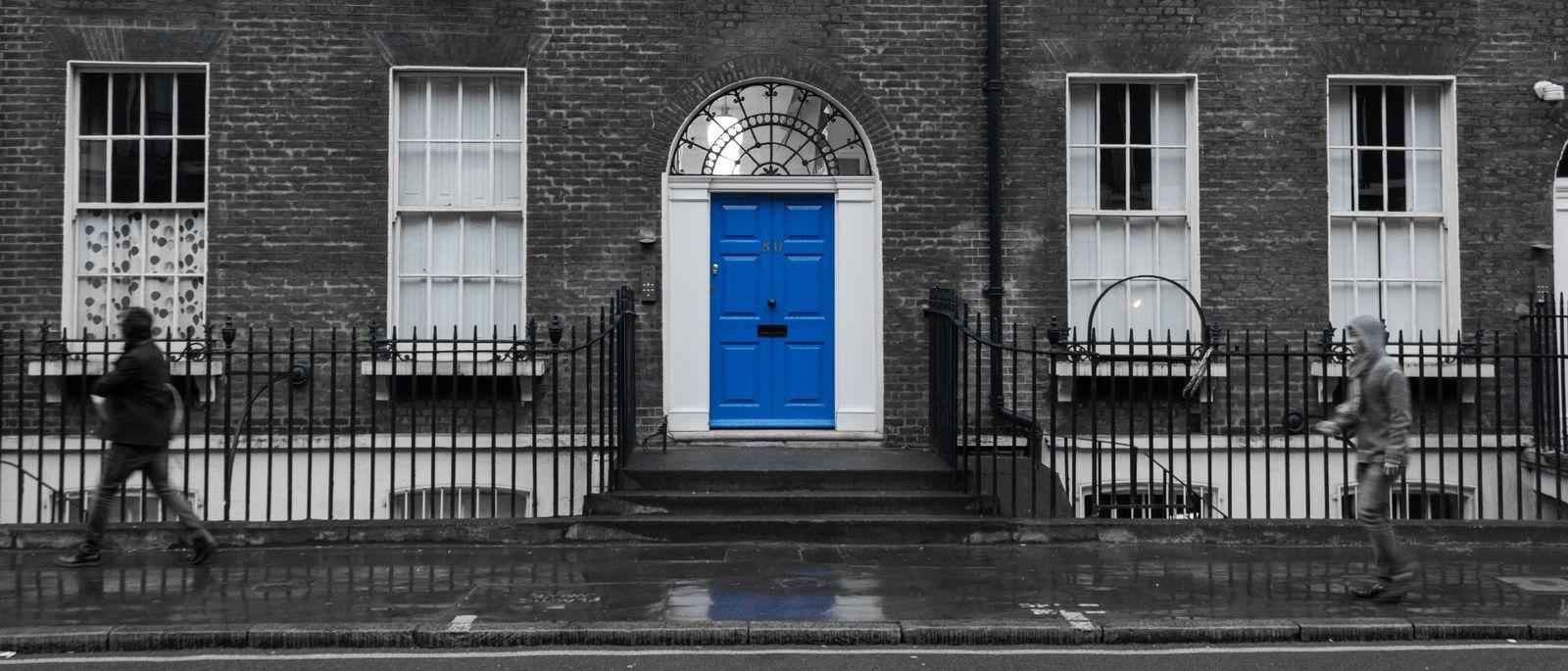 Hay más TARDIS ocultas a plena vista en Gower Street