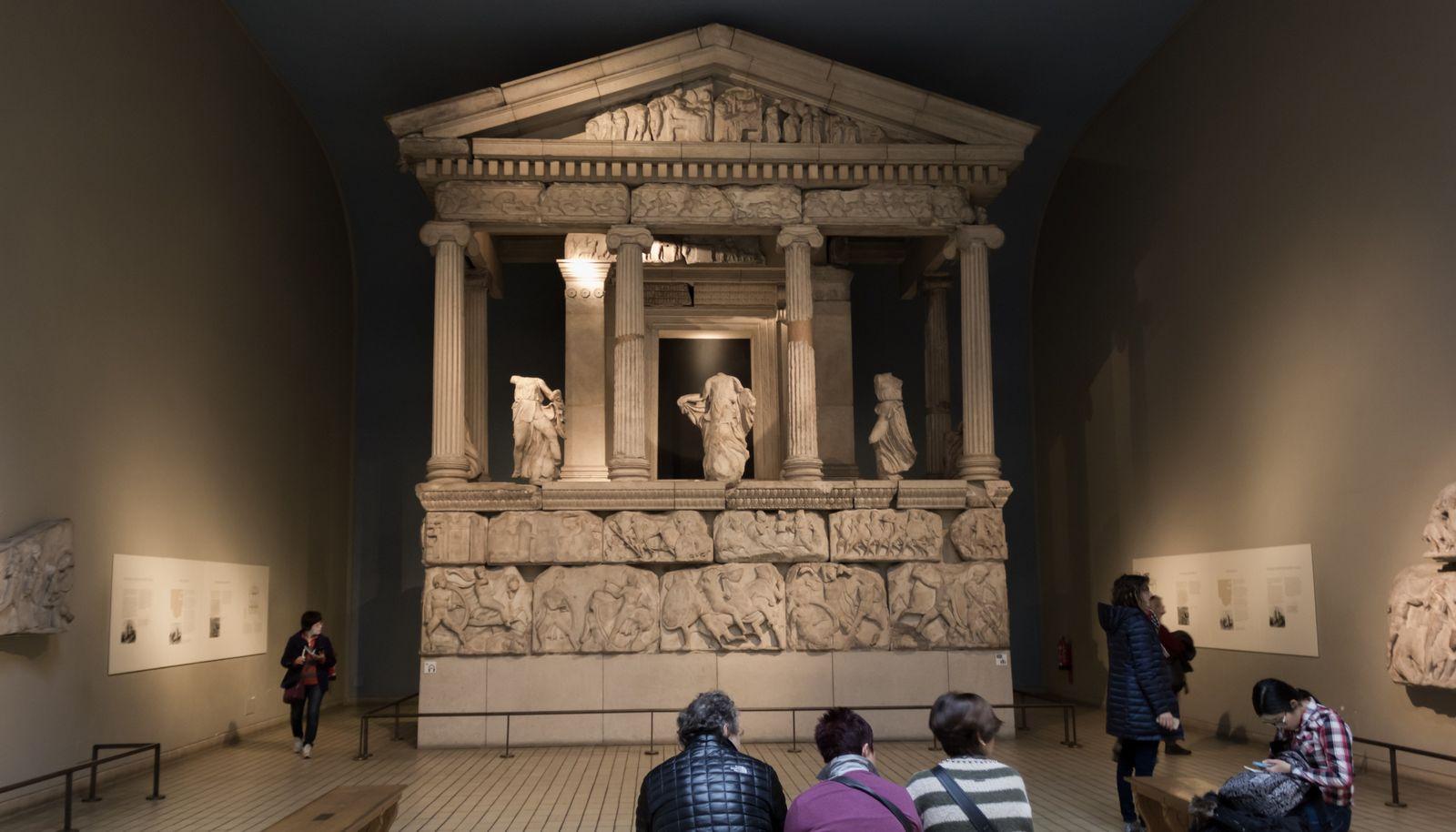 Recorriendo Atenas, I