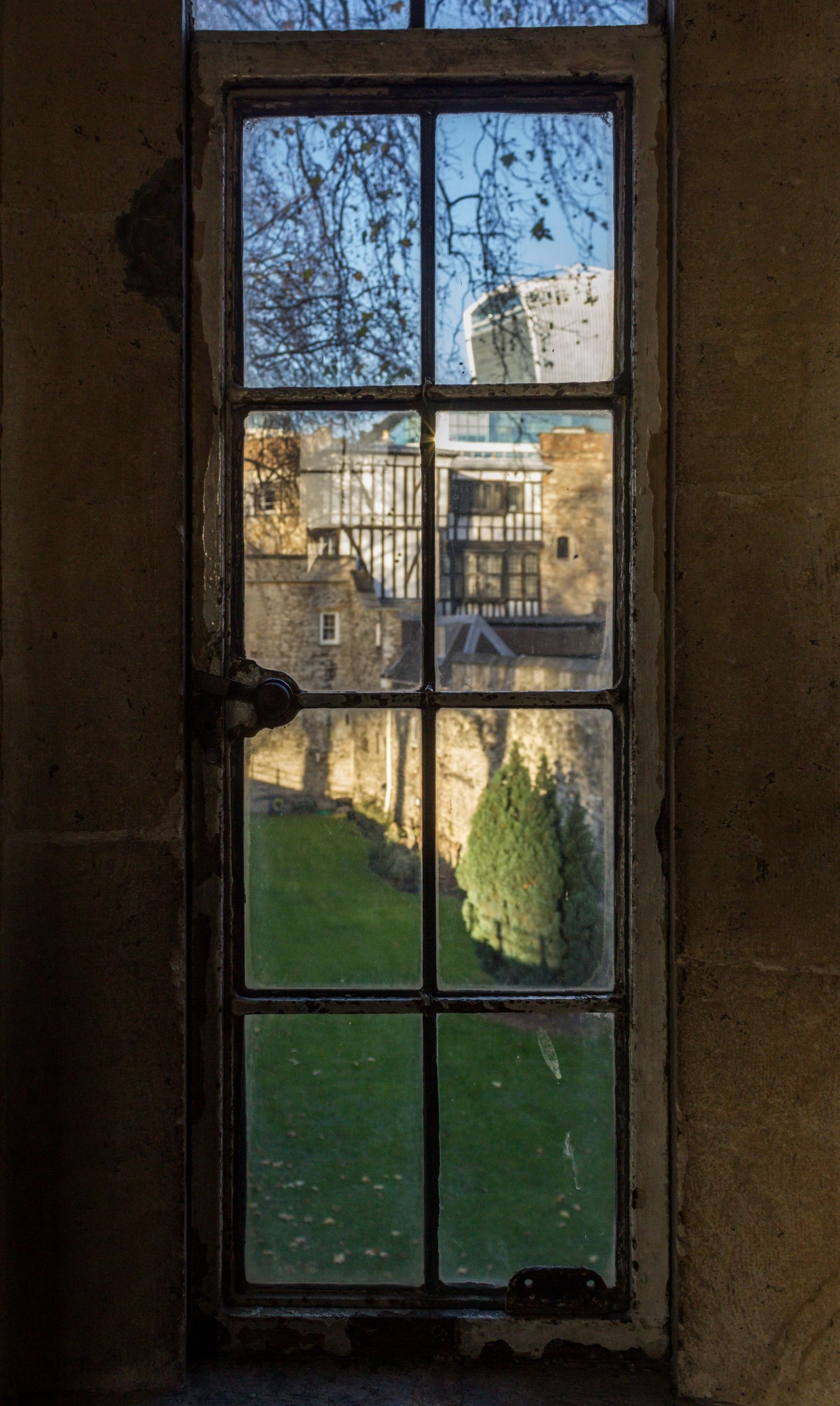 Ventanas del Medieval Palace