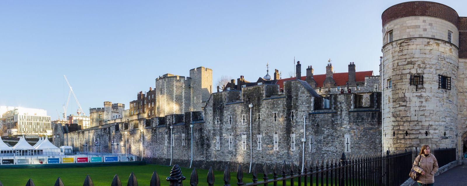 Adentrándonos en la Torre de Londres