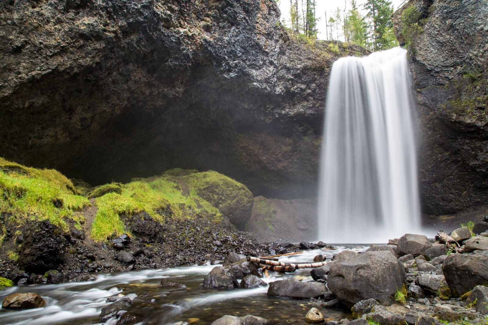 Moul Falls (I)