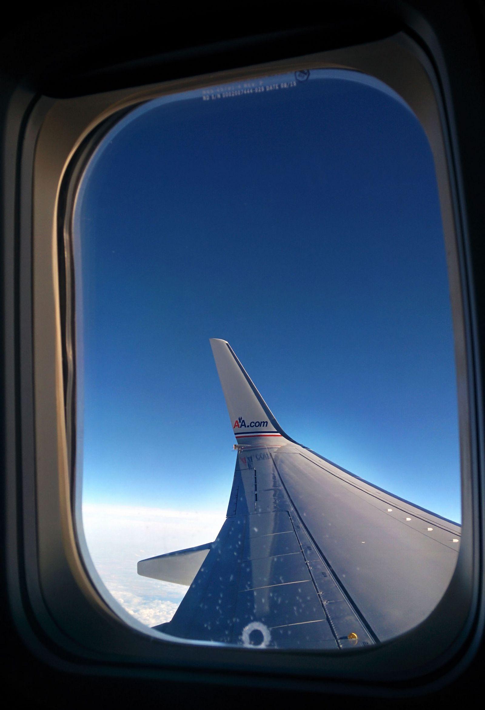 Volando con American Airlines