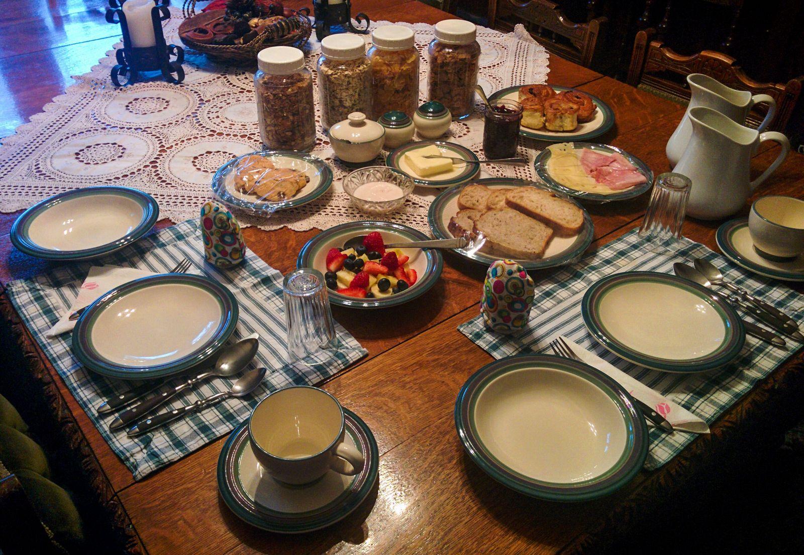 El banquete de Freda
