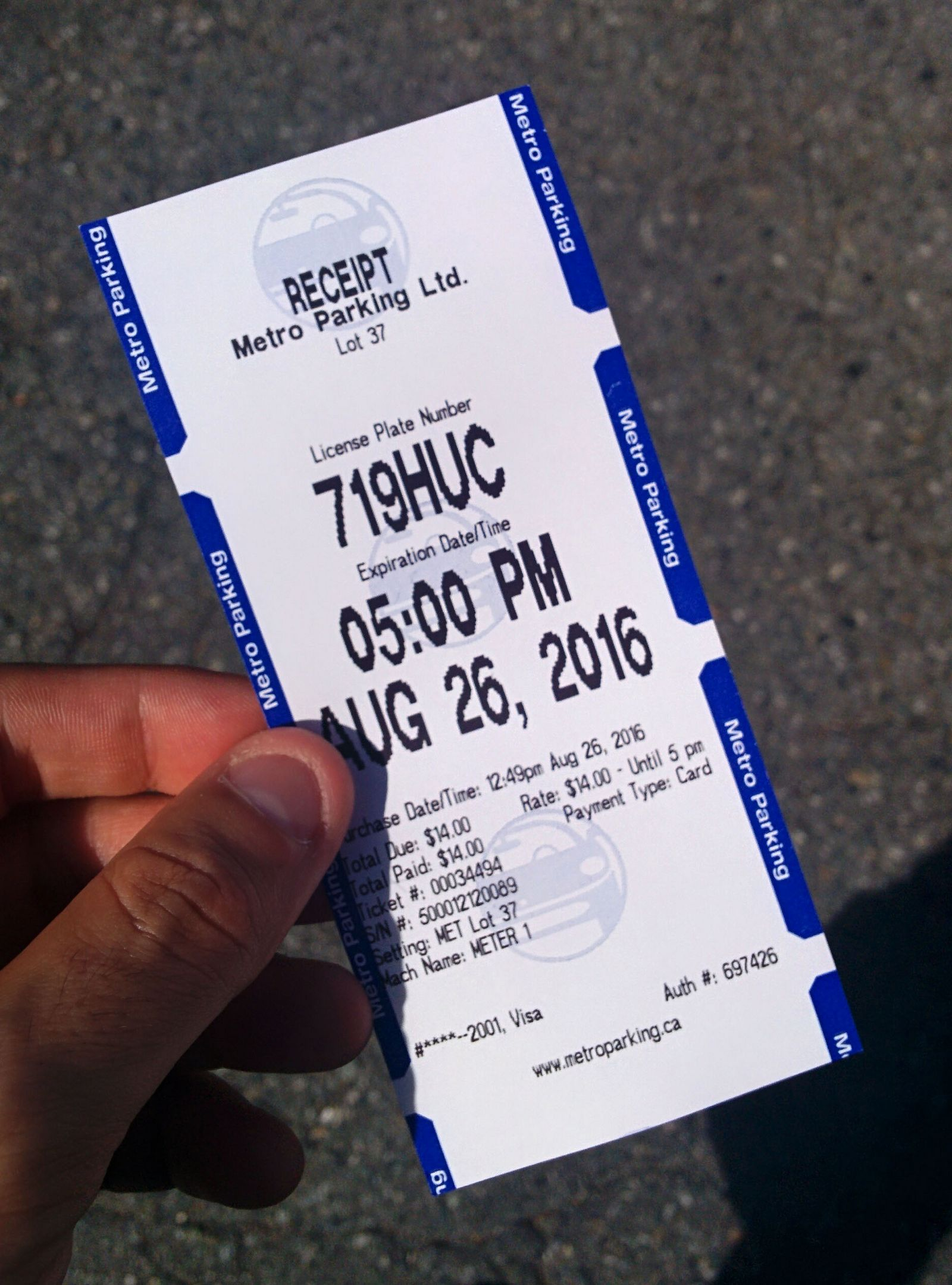 14 dólares para perdernos por Stanley Park