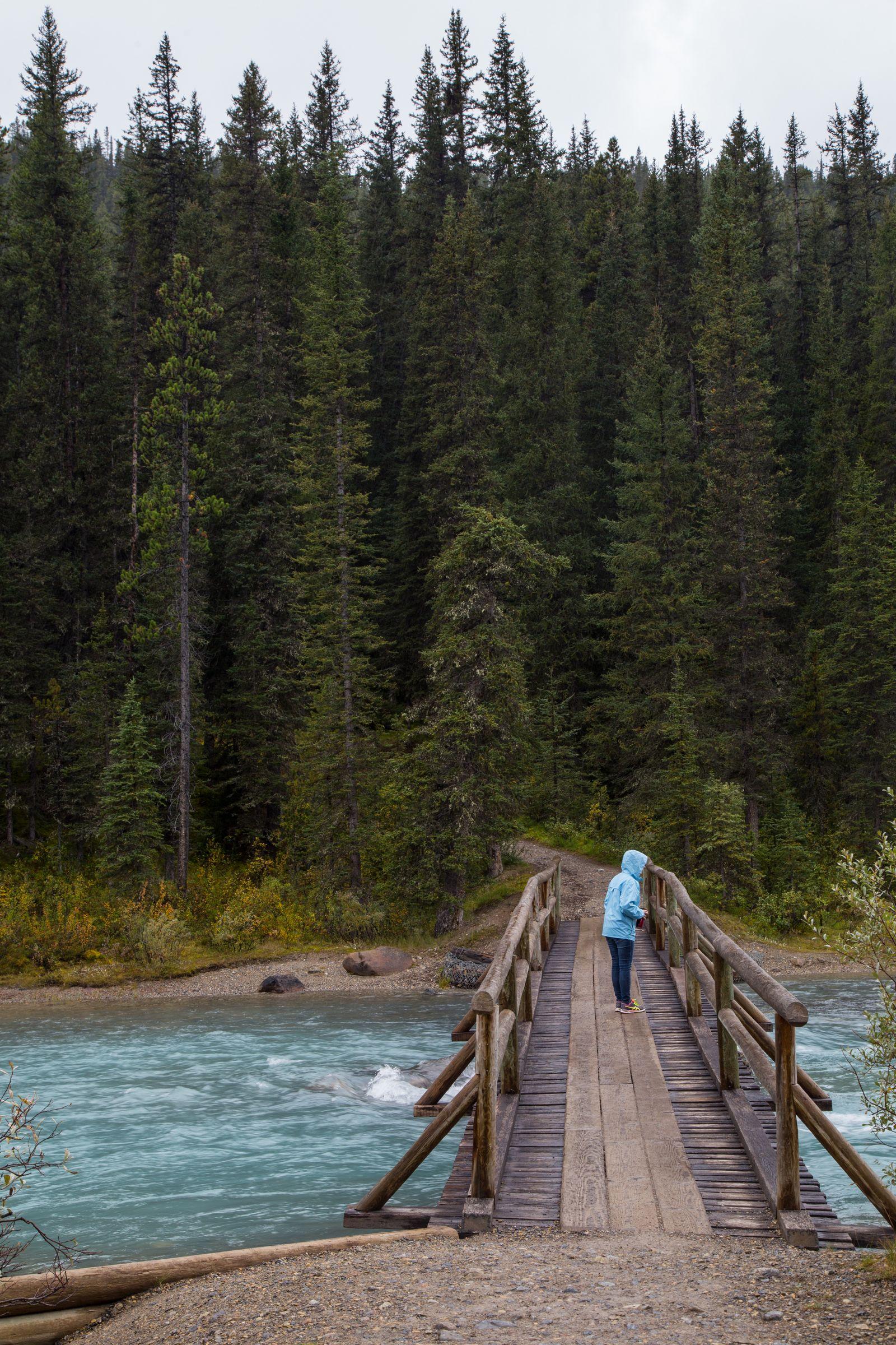 El puente que permite hacer un recorrido en ocho
