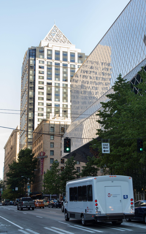 Callejeando por Seattle