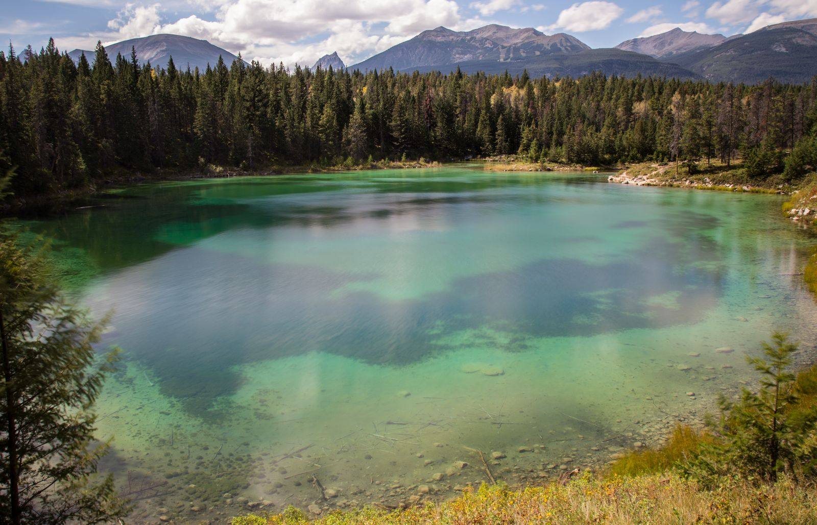 El segundo lago
