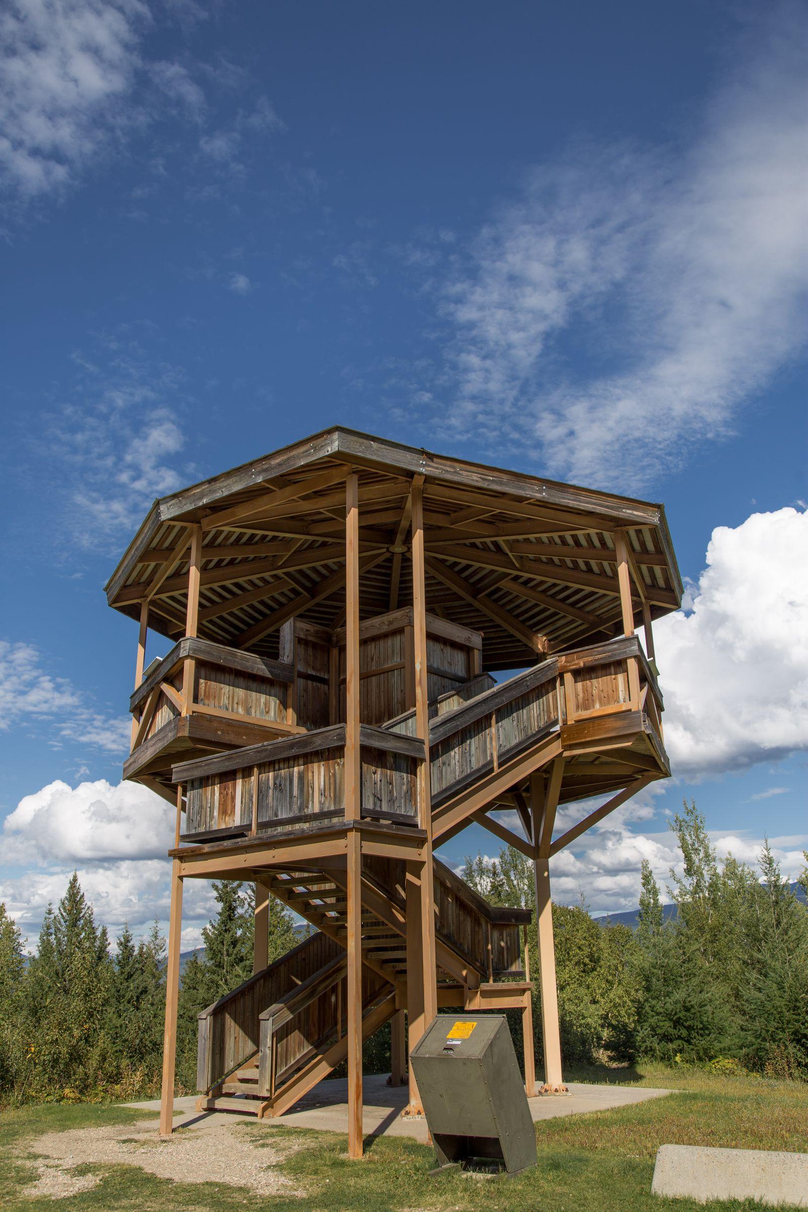 La torre de Green Mountain