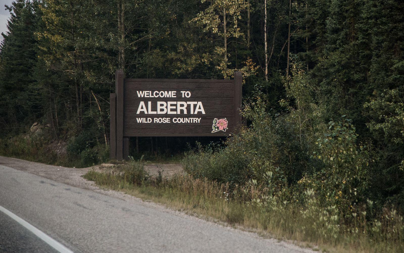 Regreso a Alberta