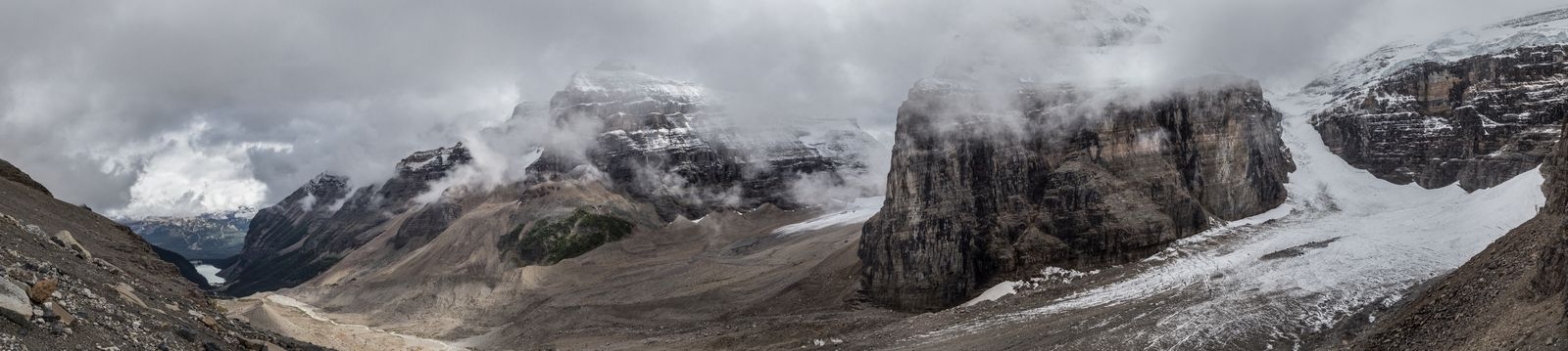 Plain of the Six Glaciers... sin palabras