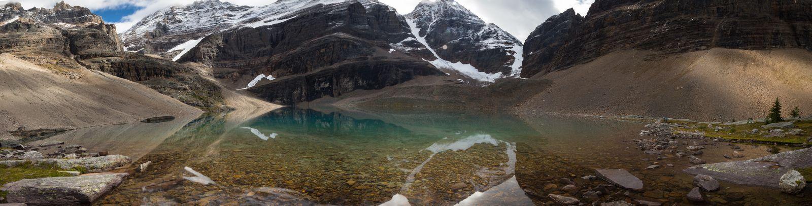 Lake Oesa, omitiendo el sonido de mandíbula desencajada
