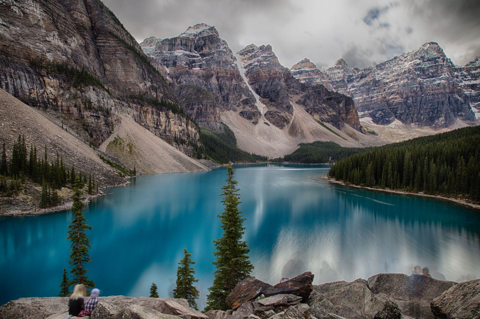 Moraine Lake y por qué viajamos
