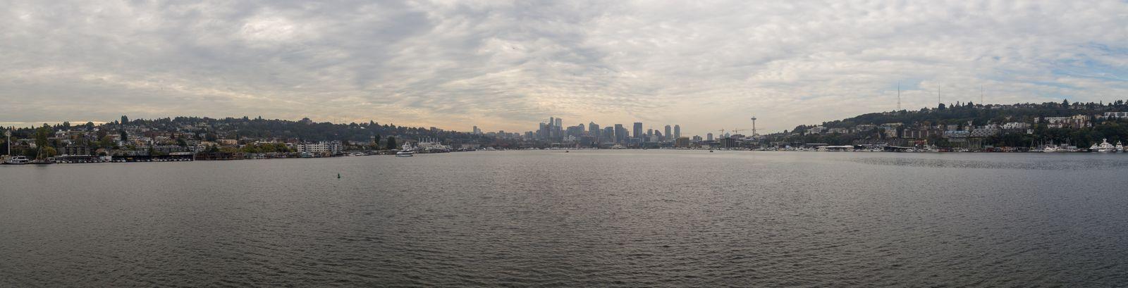 Seattle más allá del lago