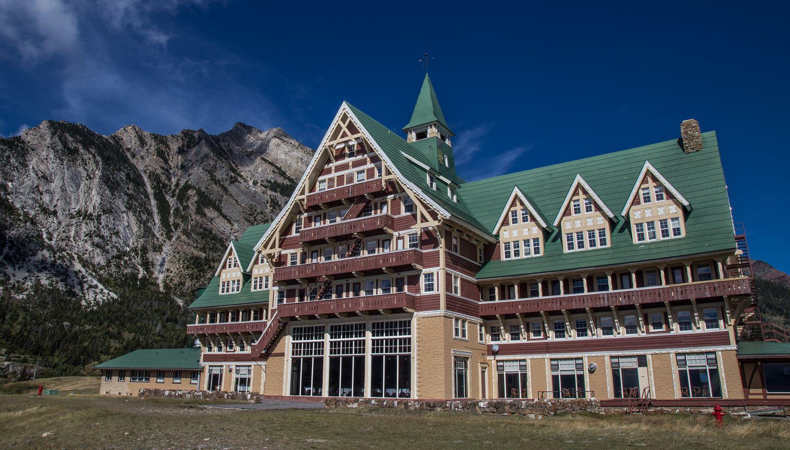 El Prince of Wales Hotel