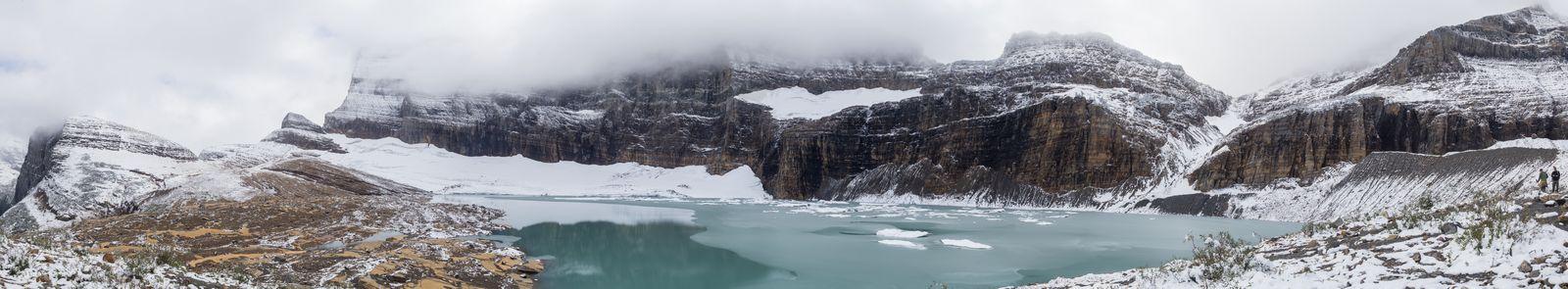 Ahora sí, lo más cerca posible... Grinnell Glacier