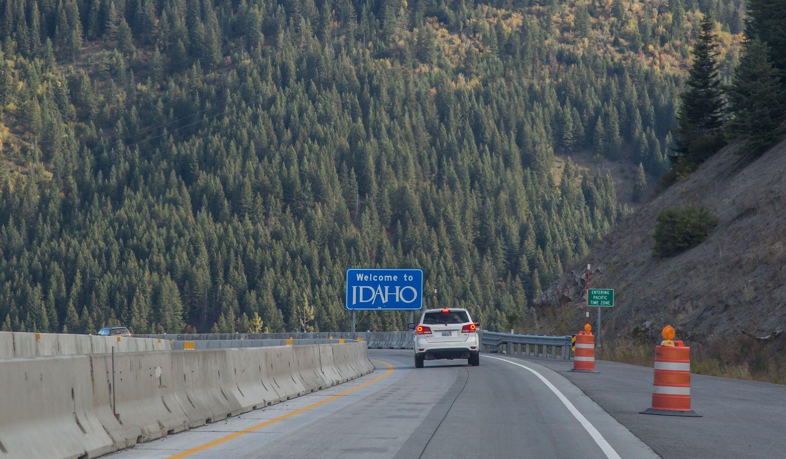 Bienvenidos a Idaho