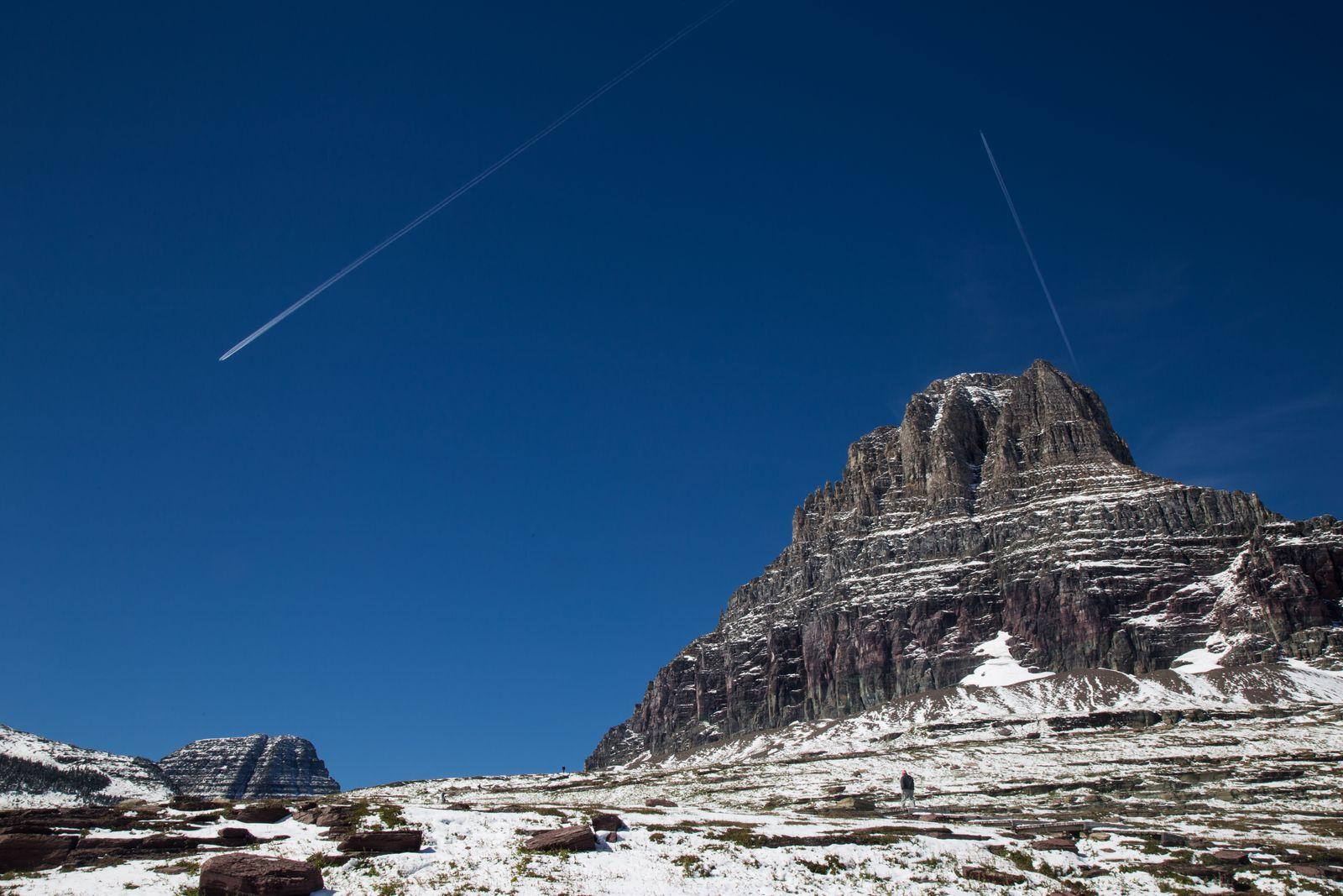 Bearhat Mountain, cada vez más cerca