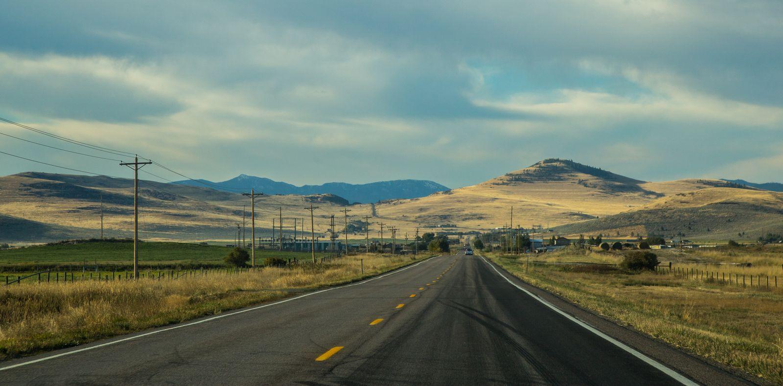 Recorriendo Montana
