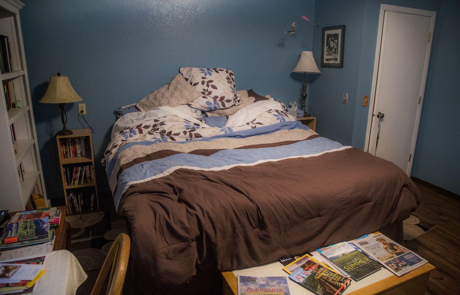 La habitación de Columbia Falls (I)