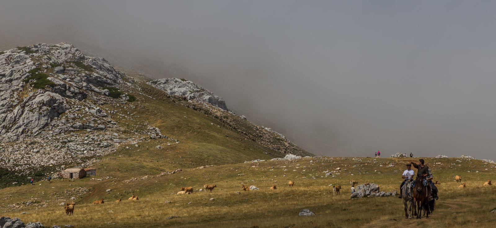 La niebla, constante amenaza