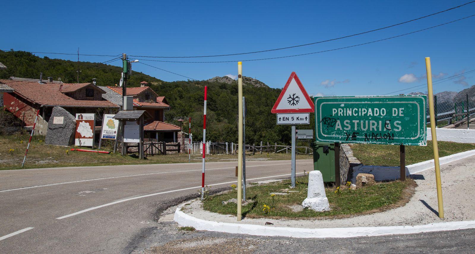 ... y regresamos a Asturias