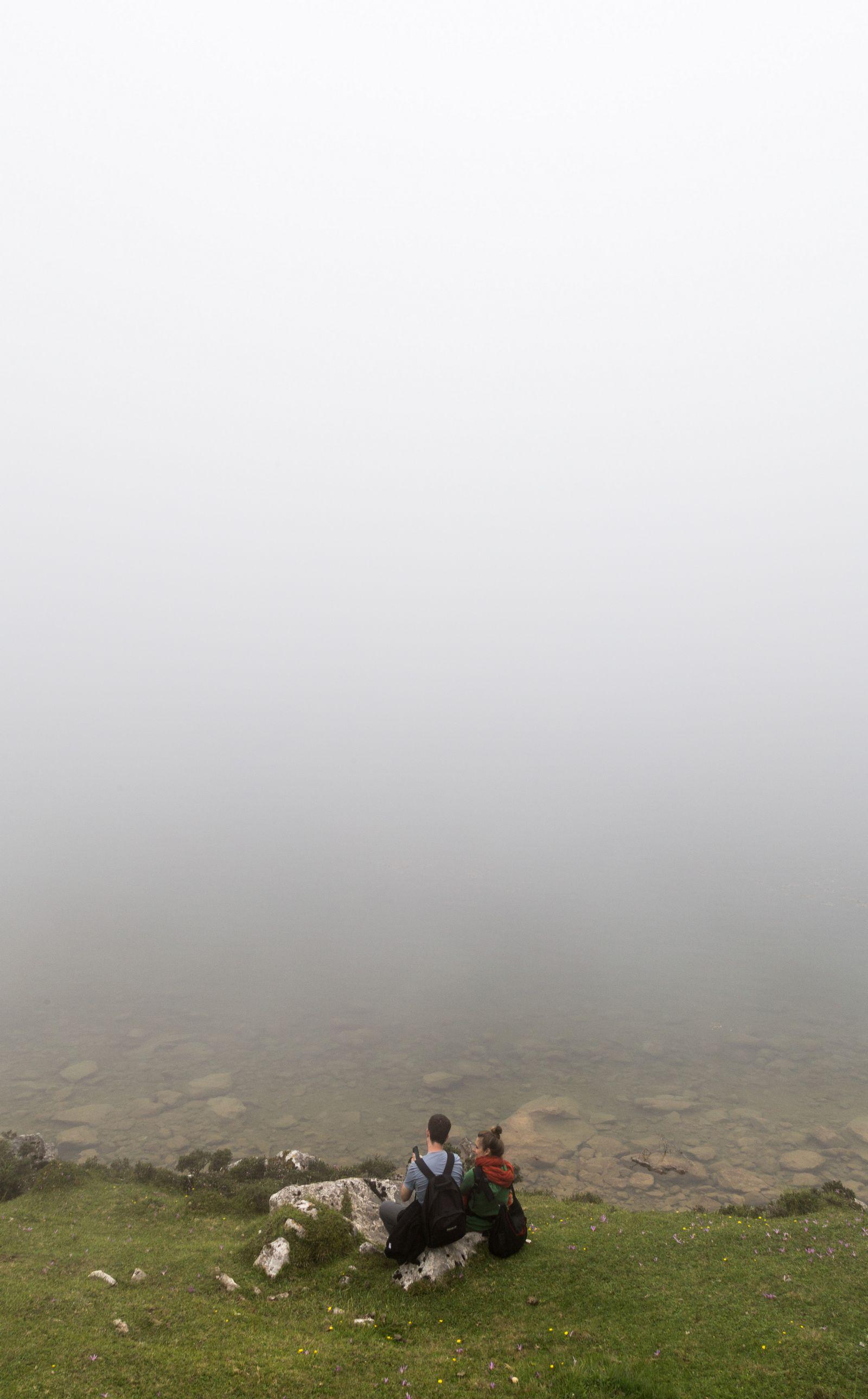 Pero cariño, dijiste que iríamos a un lago...