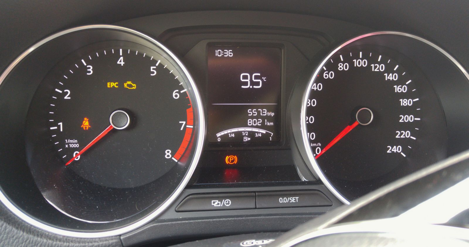 Temperaturas que nos alegran la vida
