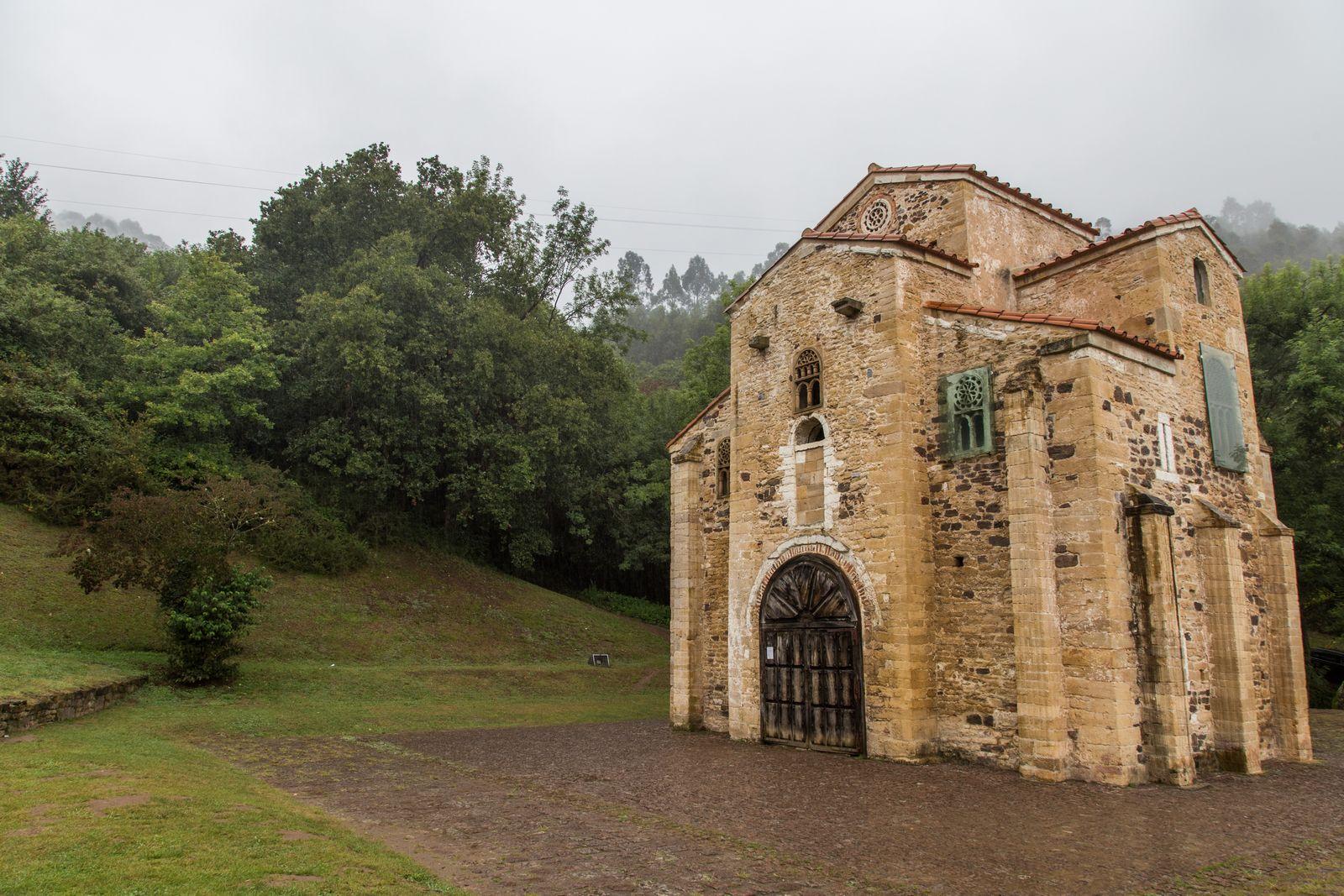 San Miguel de Lillo, sin gente
