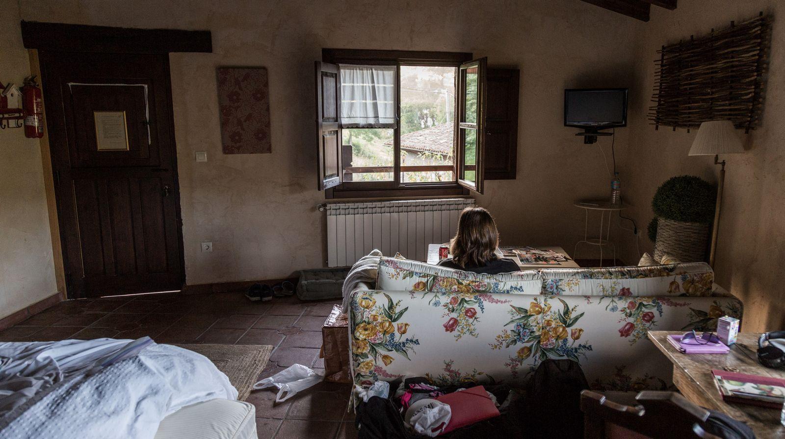 Nuestra rústica habitación (I)