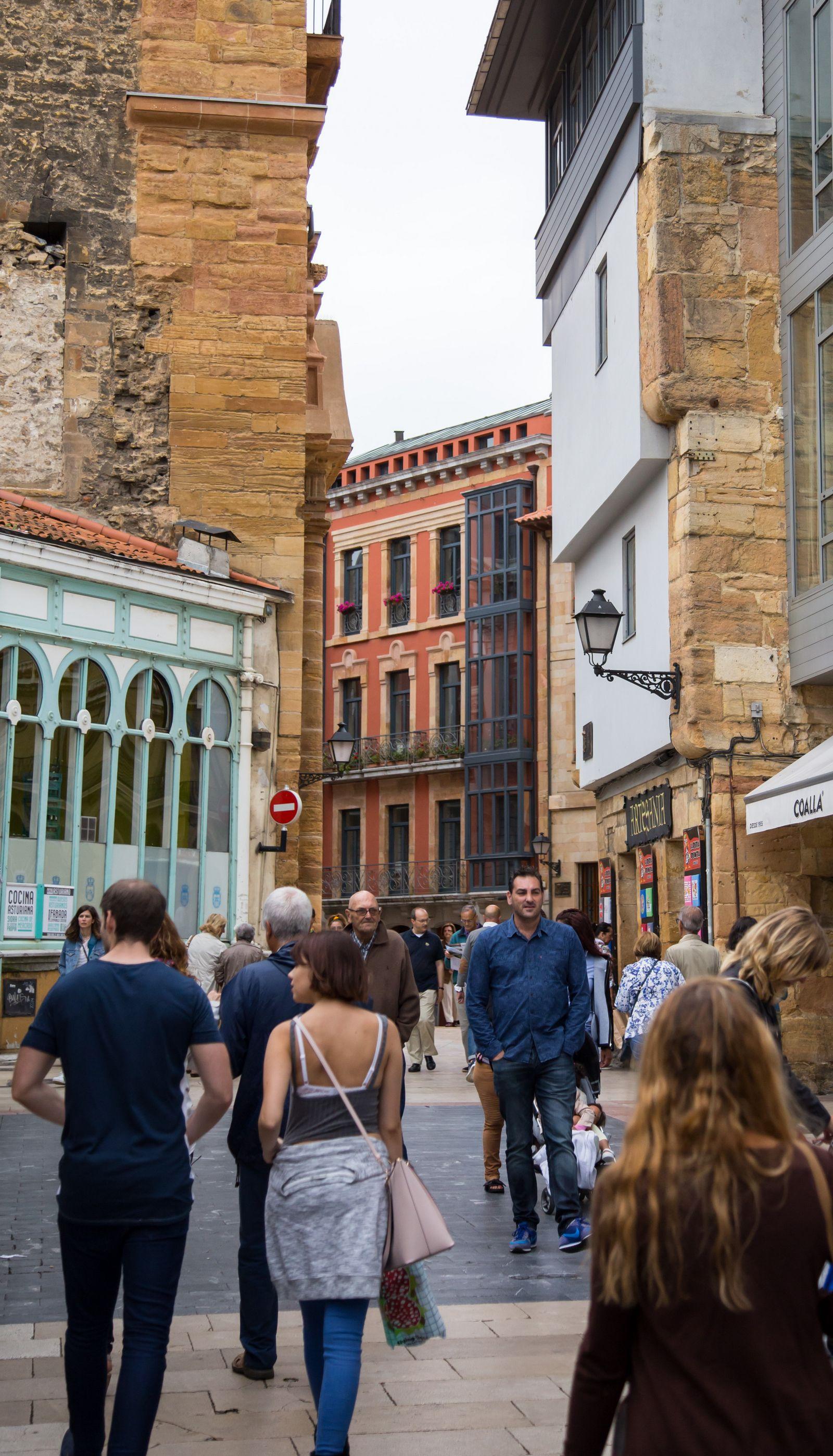 Las calles de Oviedo, por última vez