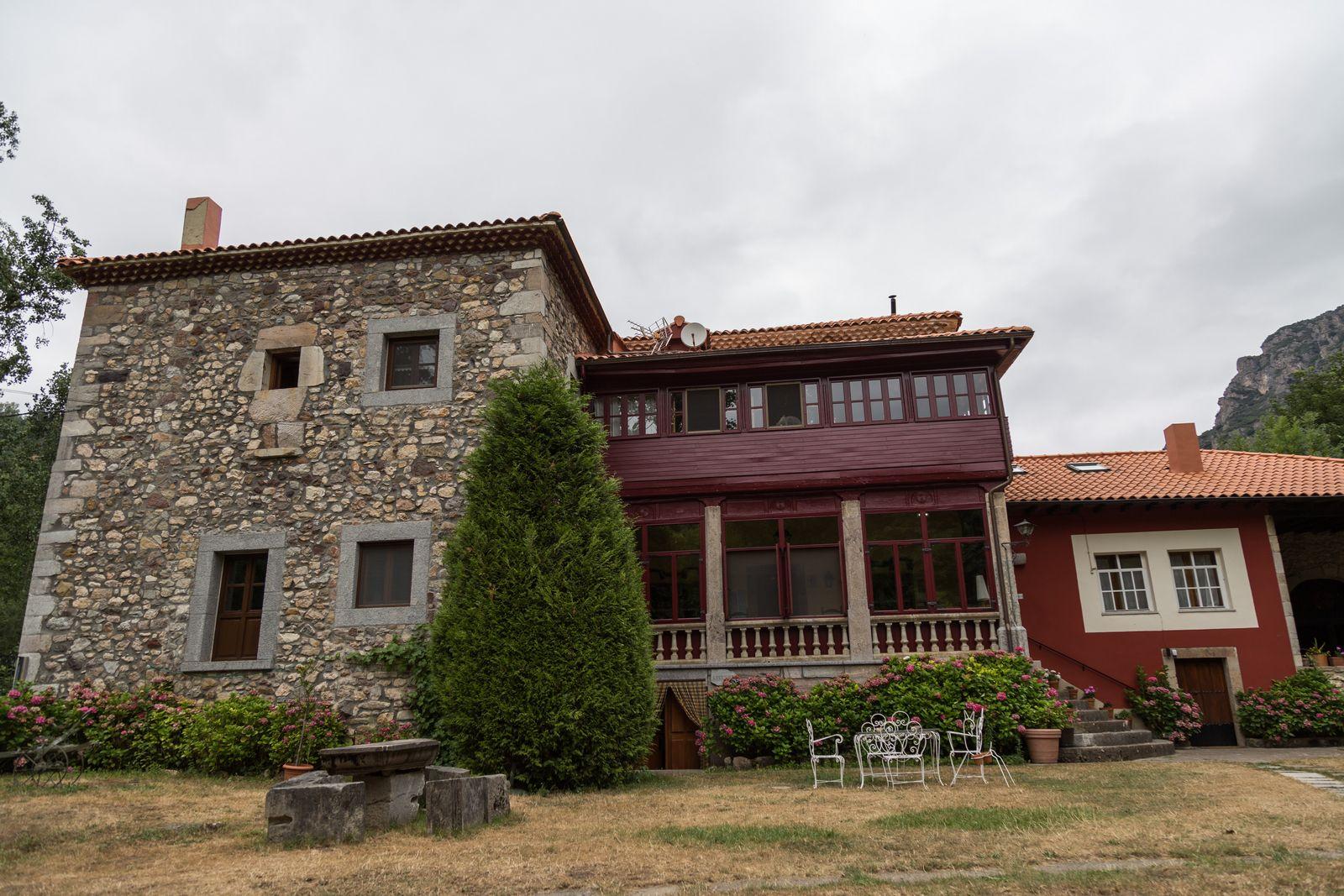 Exteriores del Palacio (I)