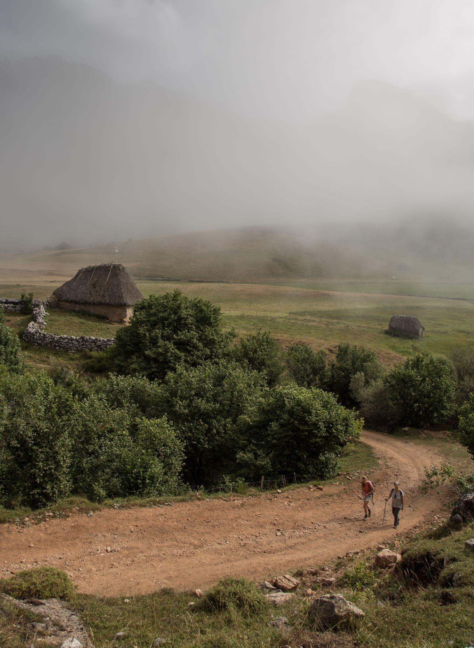 La niebla sigue penalizando las vistas