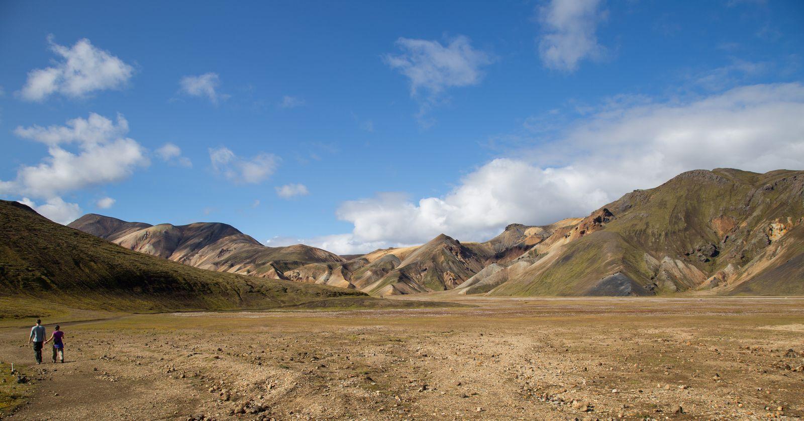 Un último vistazo al valle