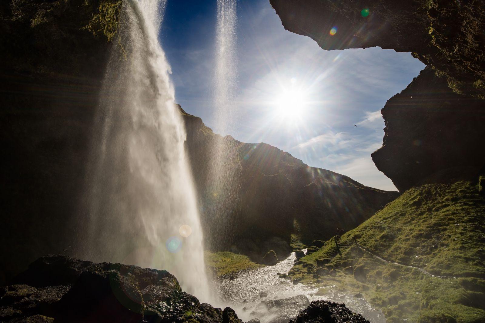 Nuestra 'cascada transitable' favorita