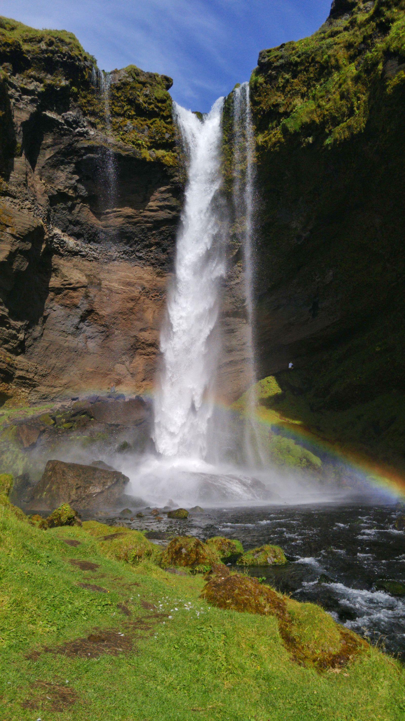 Y otro arco iris de regalo