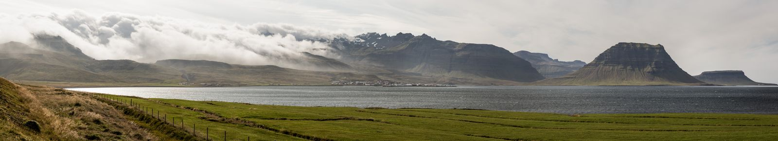 Grundarfjördur y su montaña