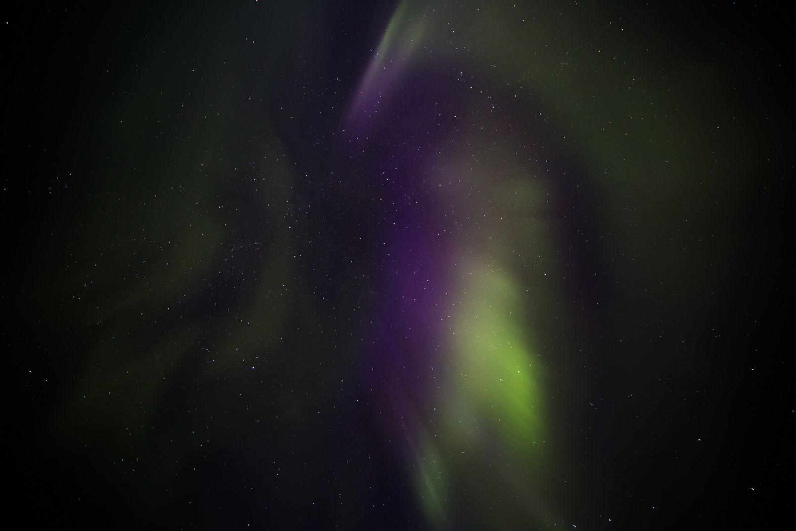 Auroras sobre la campana (IV)