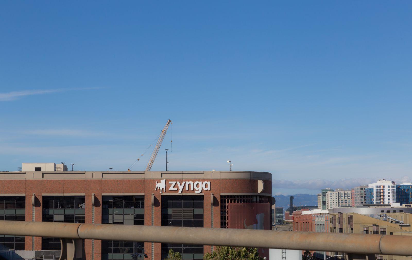 Cuartel general de Zynga, los creadores de Farmville