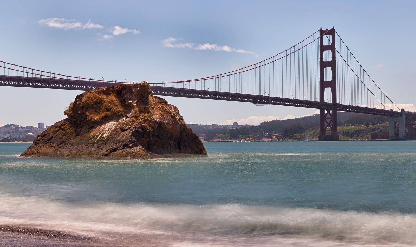 El puente, ahora por encima de nuestras cabezas