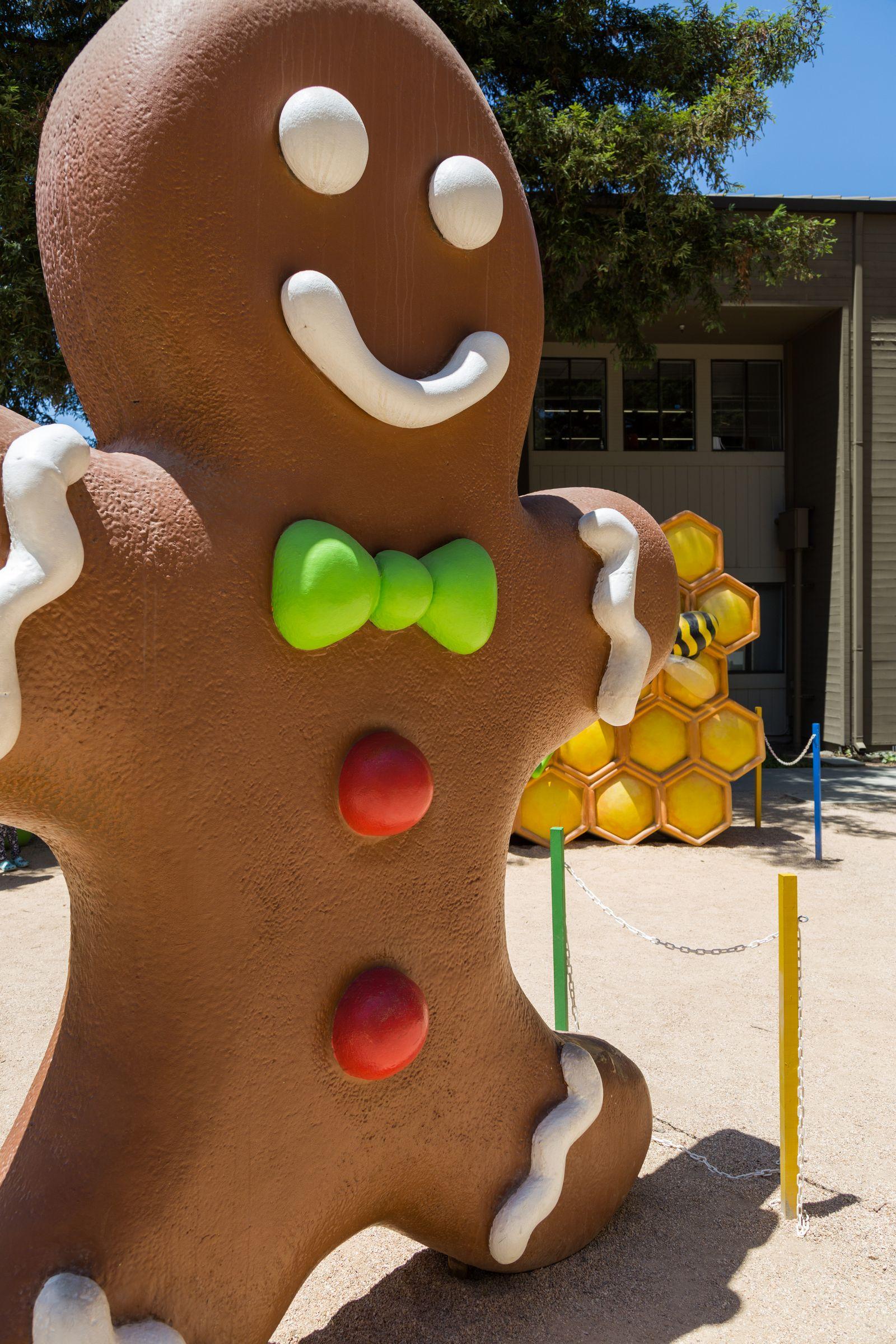 Gingerbread...