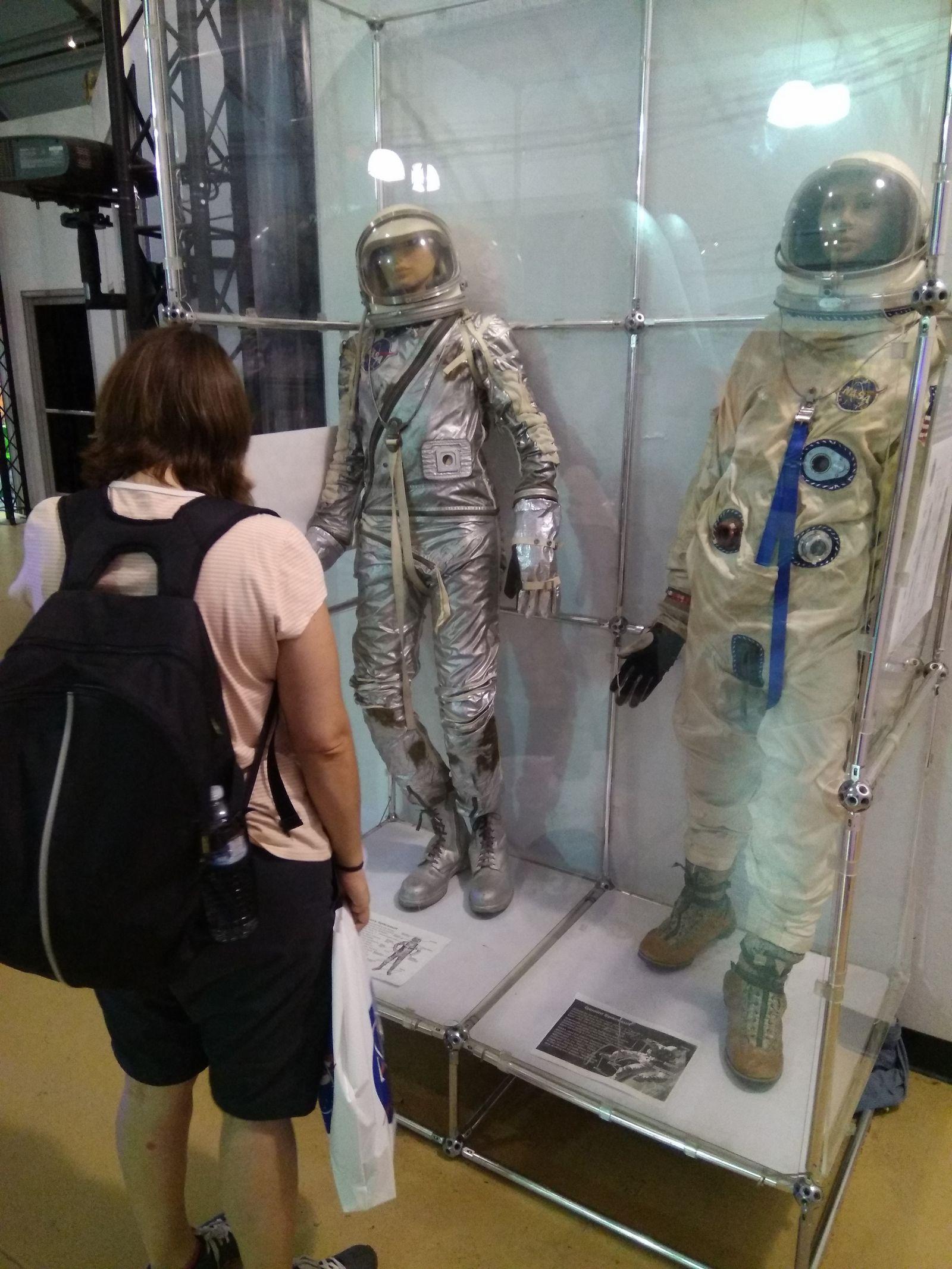 Trajes espaciales 'vintage'