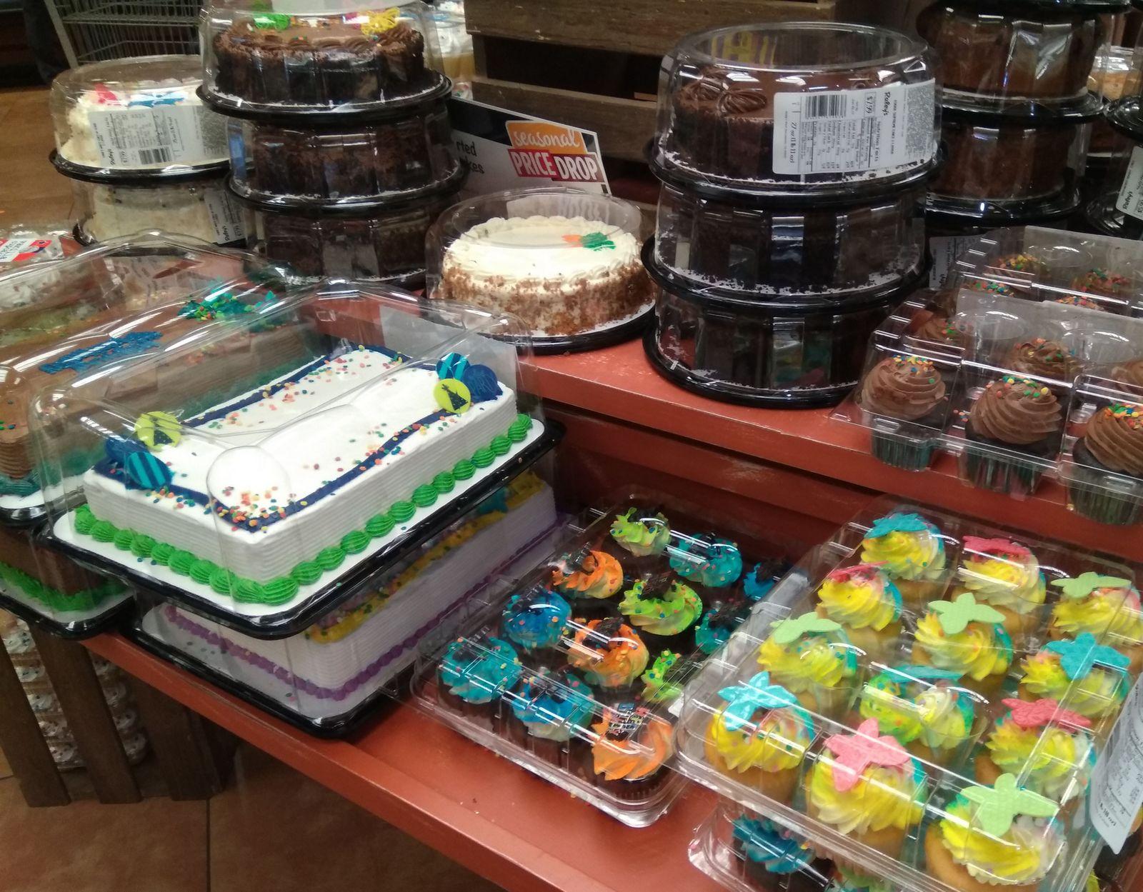 Supermercados estadounidenses, esa tentación