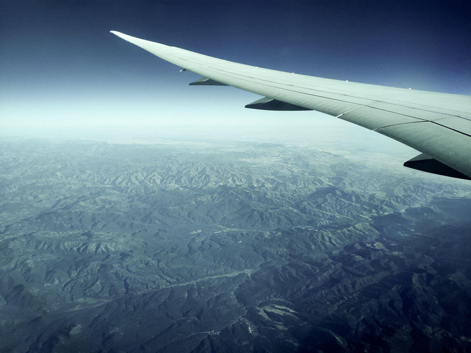 Últimas millas de vuelo