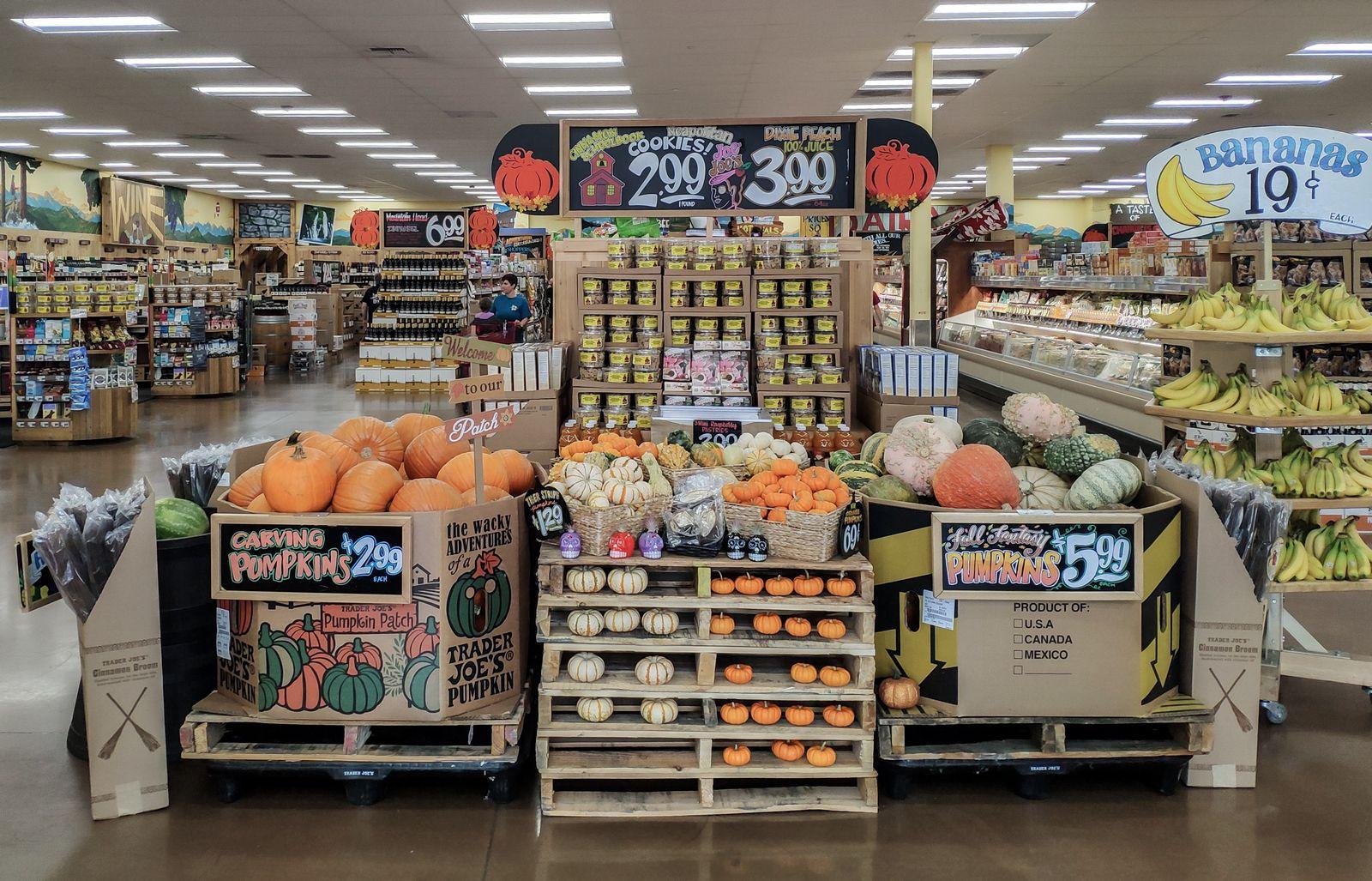 Halloween en Trader Joe's (I)
