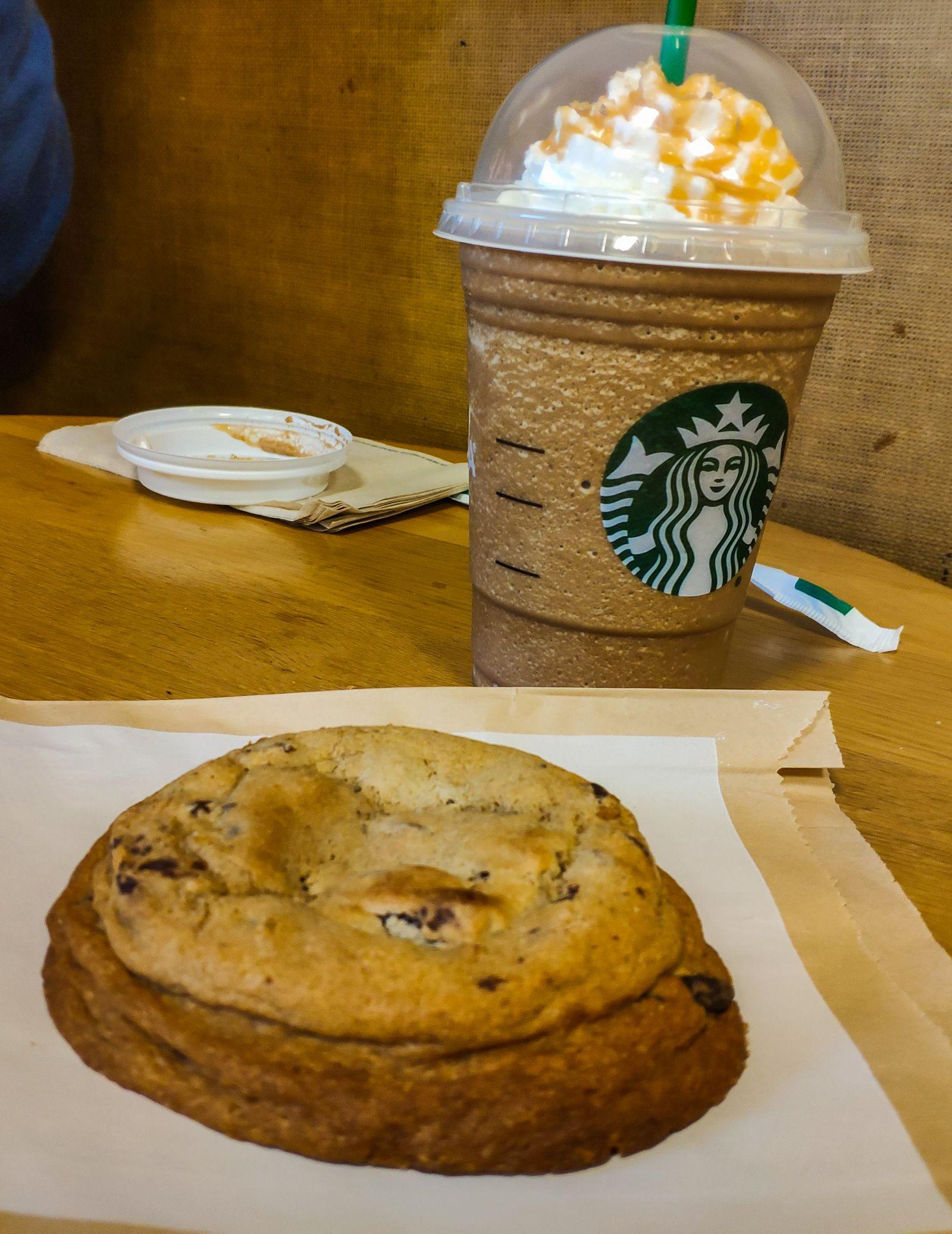 Cookie & Frappé, un clásico